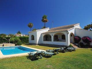 3 bedroom Villa in Xàbia, Valencia, Spain : ref 5519671