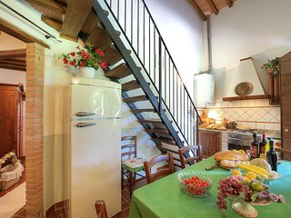 3 bedroom Apartment in Ghizzano, Tuscany, Italy : ref 5241354