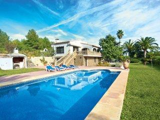 3 bedroom Villa in Benitachell, Valencia, Spain : ref 5514752