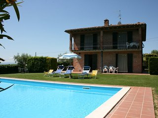 4 bedroom Villa in Valiano, Tuscany, Italy : ref 5423002