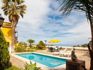 4 bedroom Villa in Icod de los Vinos, Canary Islands, Spain : ref 5518739