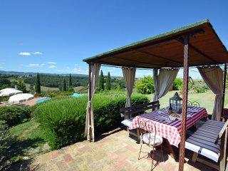 3 bedroom Villa in Santa Maria a Sciano, Tuscany, Italy : ref 5513145