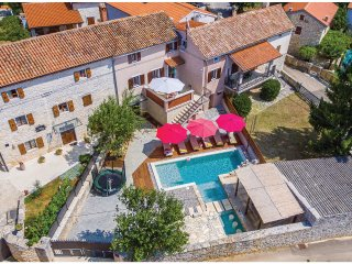4 bedroom Villa in Peresiji, Istria, Croatia : ref 5520465