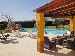 3 bedroom Villa in L'Aldea, Catalonia, Spain : ref 5560508