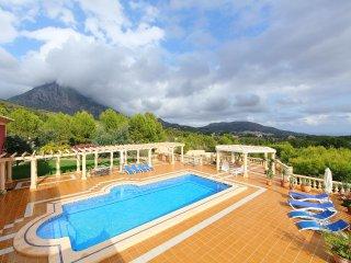5 bedroom Villa in Finestrat, Valencia, Spain : ref 5519186
