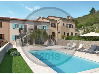 3 bedroom Villa in Plomin Luka, Istria, Croatia : ref 5570128
