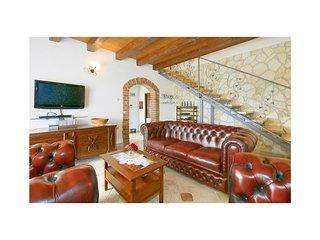 2 bedroom Villa in Bijele Zemlje, Istria, Croatia : ref 5520505