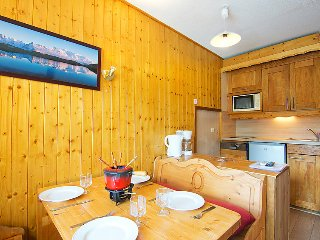1 bedroom Apartment in Val Thorens, Auvergne-Rhône-Alpes, France : ref 5051071