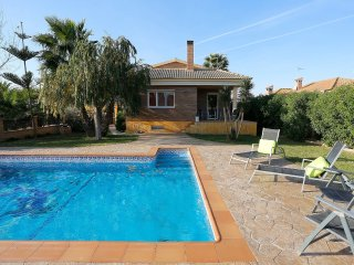 5 bedroom Villa in Riumar, Catalonia, Spain : ref 5561090