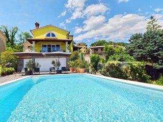 4 bedroom Villa in Pobri, Primorsko-Goranska Županija, Croatia : ref 5519566