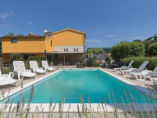 11 bedroom Villa in Pavicini, Istria, Croatia : ref 5520281