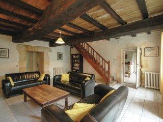 4 bedroom Villa in Saint-Germain-de-la-Rivière, Nouvelle-Aquitaine, France : ref