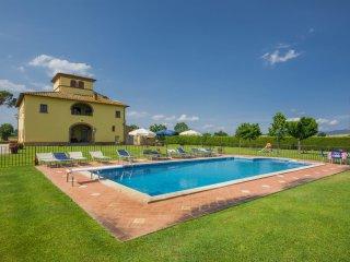6 bedroom Villa in Sant'Angiolo, Tuscany, Italy : ref 5513261