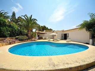 4 bedroom Villa in Xabia, Valencia, Spain : ref 5514725
