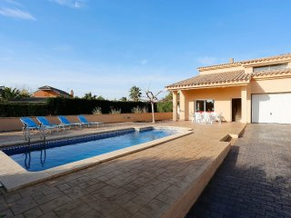 4 bedroom Villa in Riumar, Catalonia, Spain : ref 5561094