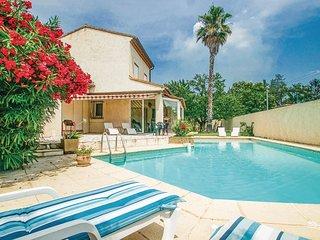 4 bedroom Villa in Milhaud, Occitania, France : ref 5537965