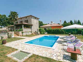 3 bedroom Villa in Šumber, Istria, Croatia : ref 5564366