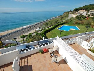 4 bedroom Apartment in Sant Pol de Mar, Catalonia, Spain : ref 5518981
