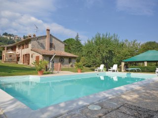 6 bedroom Villa in Collicello, Umbria, Italy : ref 5523717