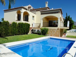 3 bedroom Villa in La Cala De Mijas, Andalusia, Spain : ref 5518747