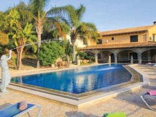 6 bedroom Villa in Selva, Balearic Islands, Spain : ref 5523263