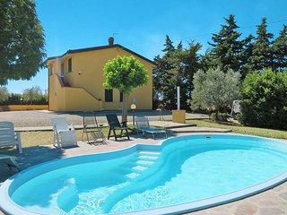 4 bedroom Villa in Pomaia, Tuscany, Italy : ref 5446543