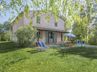 5 bedroom Villa in Le Colombaie, Tuscany, Italy : ref 5518229