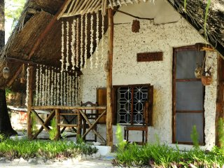 Kae Minazini Michamvi Accommodation  -   Swahili House
