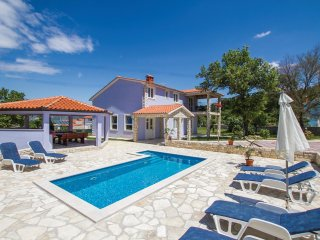 4 bedroom Villa in Strmac, Istria, Croatia : ref 5520356