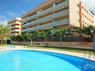 4 bedroom Apartment in Salou, Catalonia, Spain : ref 5557118