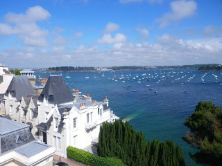 2 bedroom Apartment in Dinard, Brittany, France : ref 5699825