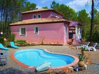 4 bedroom Villa in Les Nouradons, Provence-Alpes-Côte d'Azur, France : ref 55155