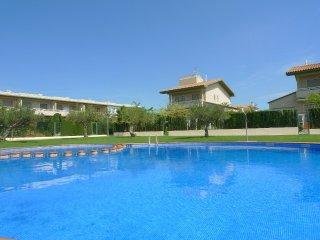 3 bedroom Apartment in L'Ampolla, Catalonia, Spain : ref 5555527