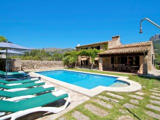 4 bedroom Villa in Pollenca, Balearic Islands, Spain : ref 5512322