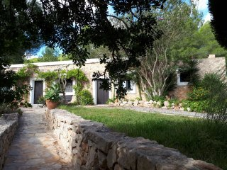Charming villa in Ibiza. Can Vicent