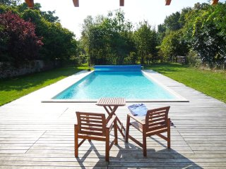 7 bedroom Villa in Thorigné-d'Anjou, Pays de la Loire, France : ref 5513498
