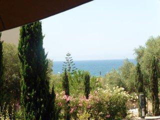Appartement Ajaccio Sanguinaires petite vue mer