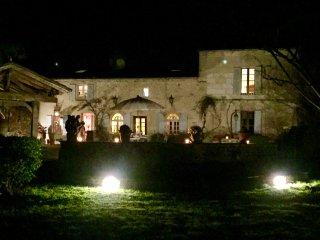 Domaine des Monges. B&B et Gîte en bord de Dordogne.