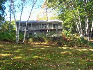 Charming ranch style home in a nice location on Maine Coast