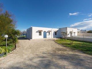 972 Villa Near the Beach of Porto Cesareo
