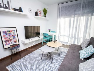 Modern & Stylish Brand-new Flat