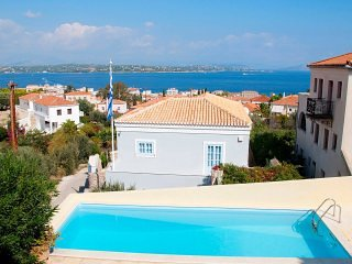 Spetses Panorama Pool Villa