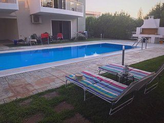 A Private Resort-like Apartment in Porto Rafti Greece!