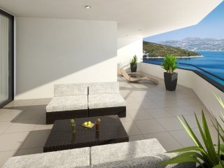 Apartment Olive with Private Beach II