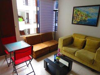 Comodo y Practico Apartamento Granada