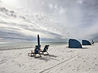 NEW! Pensacola Beach 2BR Luxe Resort Condo w/Views
