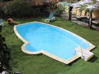 Villa rural La Apispa con piscina privada