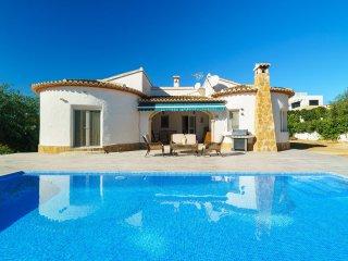 3 bedroom Villa in Benitachell, Valencia, Spain : ref 5547417