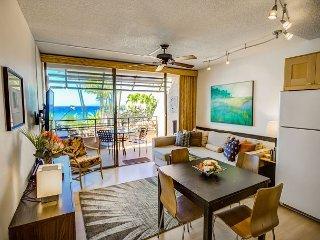 Ocean View, Fully Remodeled Vacation Rental in Quiet Condo Resort—1BR/1BA