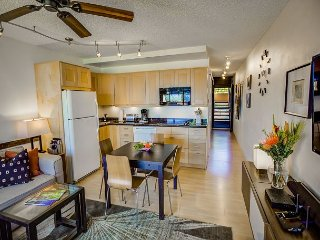 Ocean View, Fully Remodeled Vacation Rental in Quiet Condo Resort—1BR/1BA
